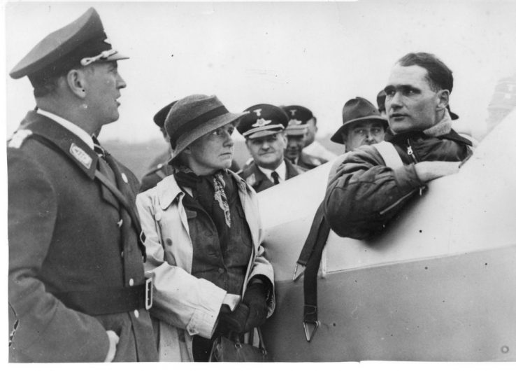 The unpleasant truth about the 1941 parachuting of Rudolf Hess in England