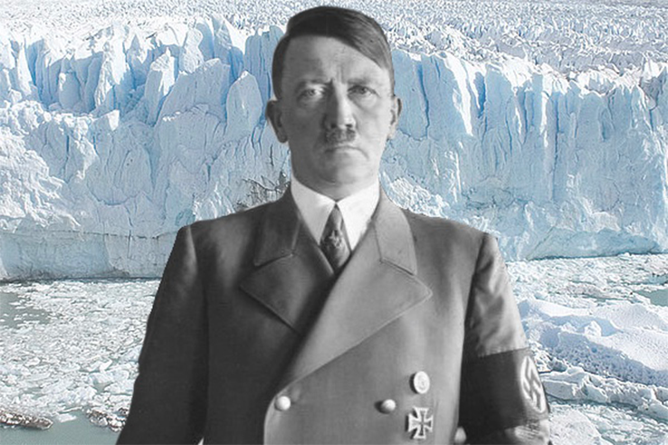 Connecting the dots between Hitler and global warming